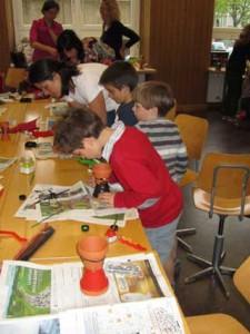 Ateliers scolaires Alliance Française de Lucerne