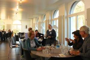 Alliance Française de Lucerne repas au couvent de Baldegg