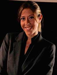 Alliance Française de Lucerne secrétaire Natacha Zaric