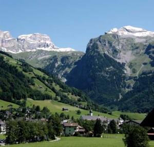 Alliance Française de Lucerne Excursion estivale à Brunni Engelberg juillet 2015