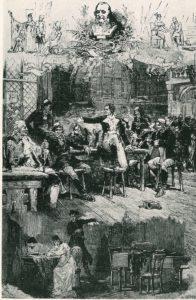Répétition générale Troupe Petrushka Alliance Française de Lucerne