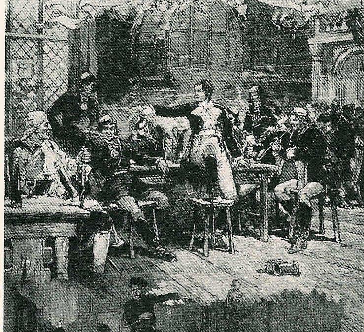Troupe Petrushka «Die Aufziehpuppe»