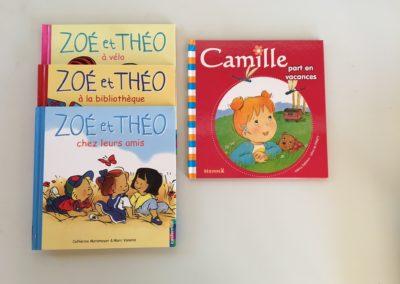 Livres enfants bibliothèque 2