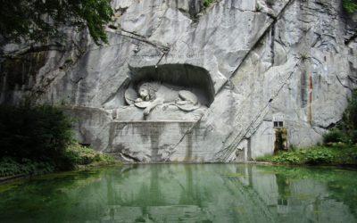 Visite guidée Monument du Lion de Lucerne
